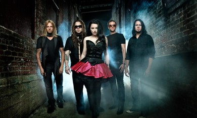 evanescence  - band - 2012
