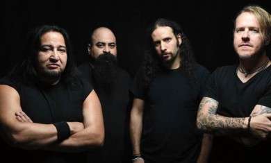 fear factory - band  - 2015