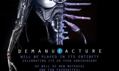fear factory - locandina milano - 2015