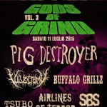 gods of grind Roma