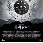 insomnium tour 2015