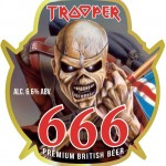 IRON MAIDEN: in arrivo la birra speciale Trooper 666