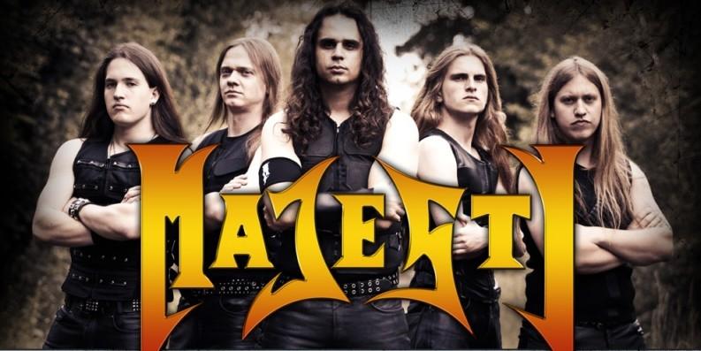 majesty - band - 2012