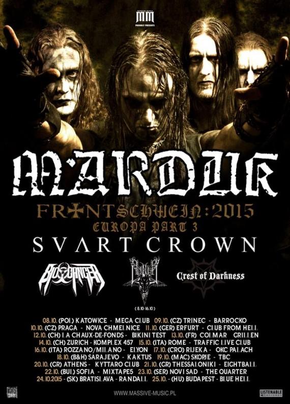 marduk - tour 2015