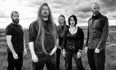 my dying bride - band - 2015