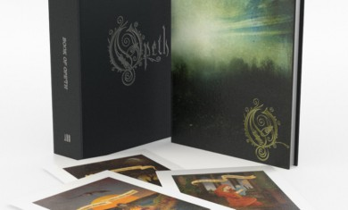opeth - book of opeth - 2015