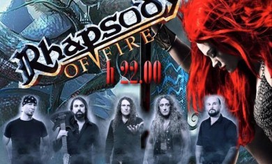 rhapsody of fire - ubiale