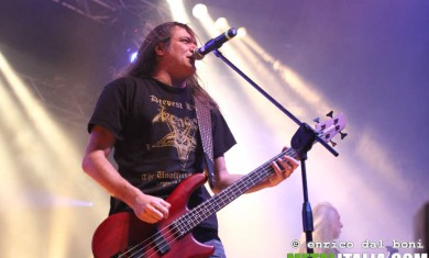 Sodom - Tom Angelripper live @ Rock Hard Festival Italy 2013