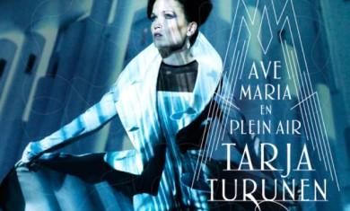 tarja turunen - Ave Maria - En Plein Air - 2015