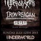 Terrorizer LA + Iron Reagan