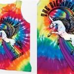 """THE DILLINGER ESCAPE PLAN: """"Ecco la maglietta più gay di tutti i tempi"""""""