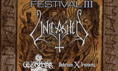truemetal festival 2015 - prima locandina