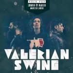 VALERIAN SWING: in concerto a Lecco