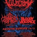 VULVECTOMY: annunciano un tour europeo
