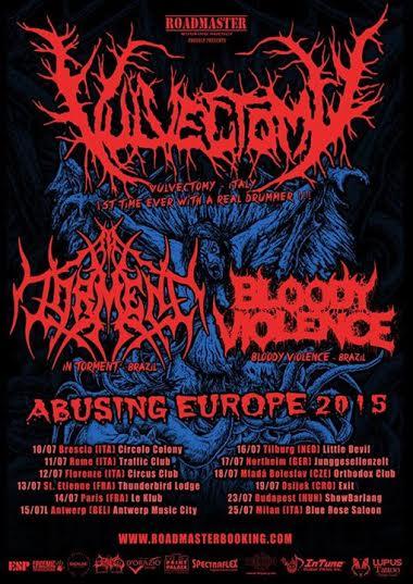 vulvectomy - tour 2015