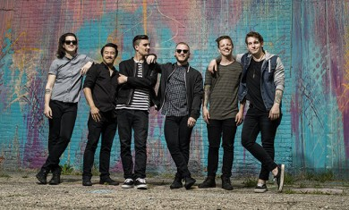 we came as romans - band - 2015