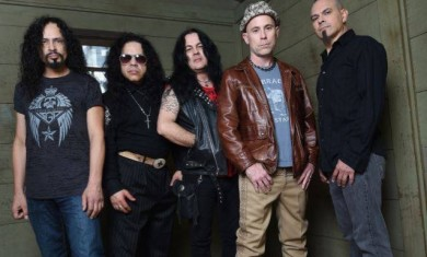 Armored Saint - immagine band - 2015