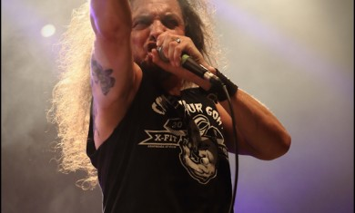 Death Angel - Summer Breeze - 2015