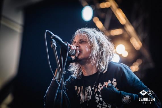 Eyehategod - foto Hellfest 1 - 2015