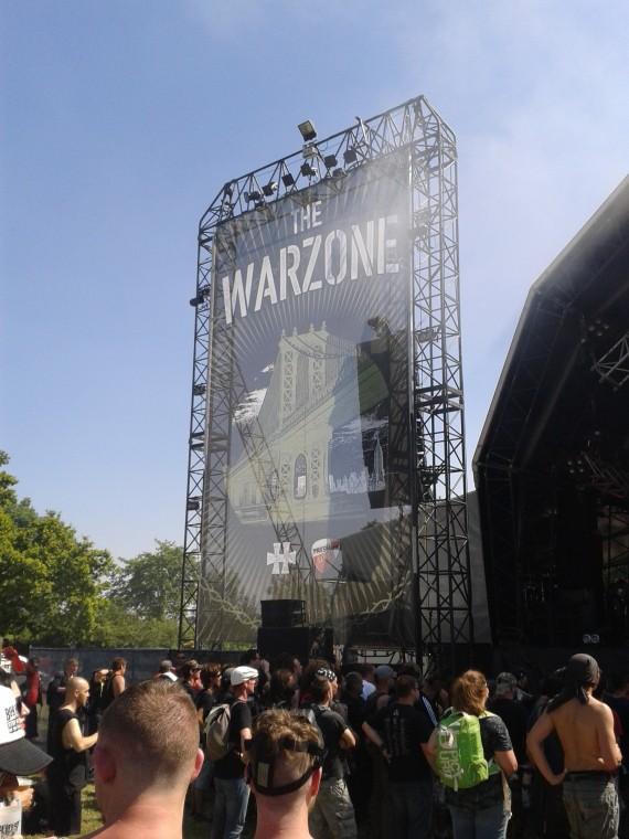 Hellfest 2015 - Warzone - 2015