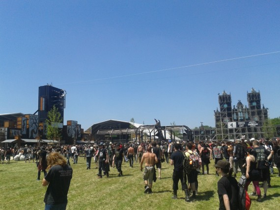 Hellfest 2015 - area concerti 5 - 2015