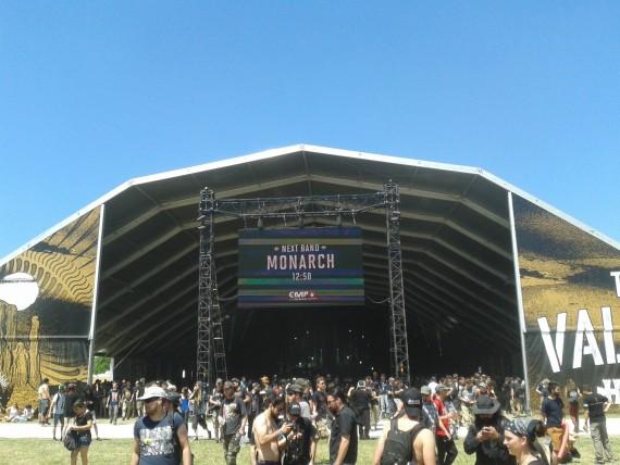 Hellfest 2015 - ingresso Valley - 2015