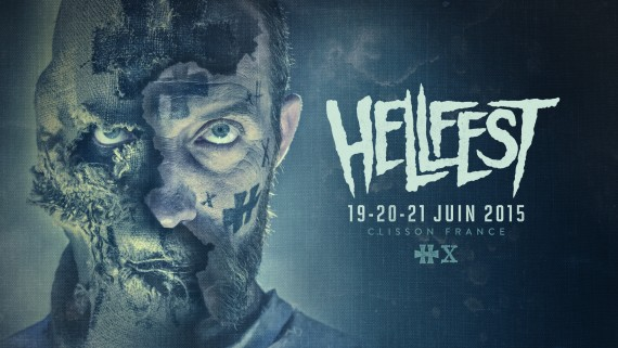 Hellfest 2015 - locandina volto - 2015