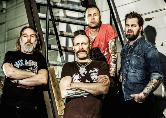 Mustasch - band - 2015