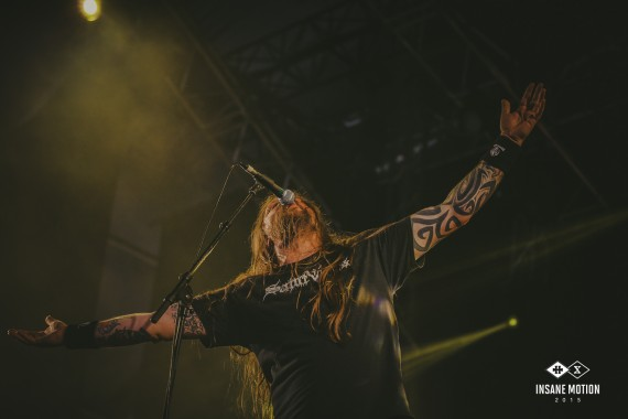 Orange Goblin - foto Hellfest 1 - 2015