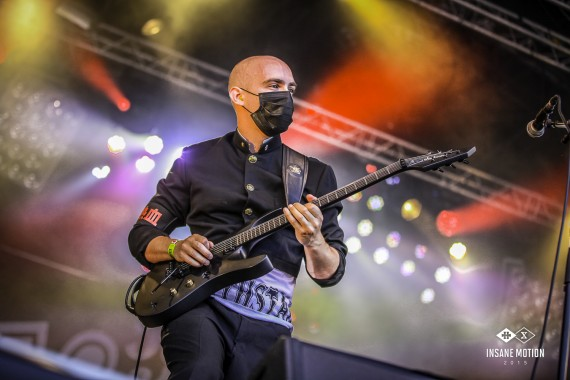 Rise Of The Northstar - foto Hellfest 2 - 2015