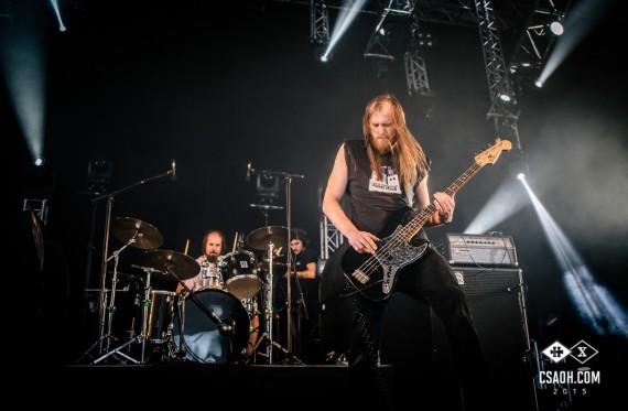 Samsara Blues Experiment - foto Hellfest 1 - 2015