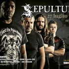 Sepultura + Domination + Adamas + Krysantemia