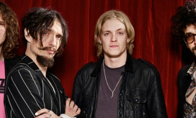 The Darkness - Interview - 2015