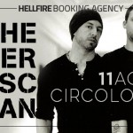 The Dillinger Escape Plan - flyer concerto Magnolia - 2015