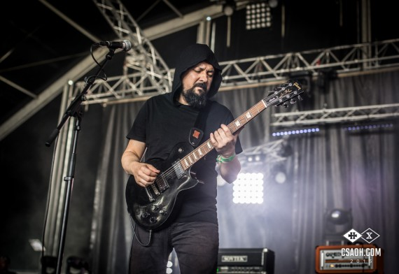 The Great Old Ones Hellfest Open Air Festival 2015 Andrey Kalinovsky