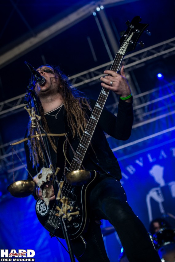 Tribulation - Hellfest 2015 - 2015