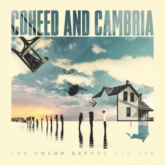 coheed and cambria - the color before the sun - 2015