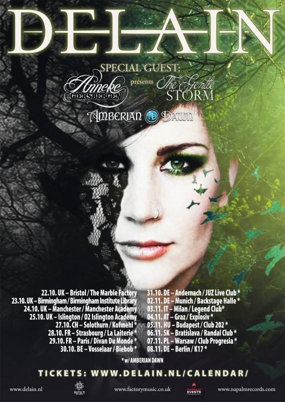 delain - tour - 2015