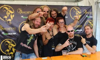 fosch fest 2015 - heidevolk meet & greet - 2015