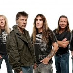 iron maiden - band - 2015