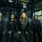 MEGADETH: Dave Mustaine conferma la riserva di Chris Adler