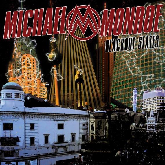 michael monroe - Blackout States - 2015
