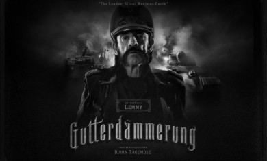 motorhead - lemmy gutterdammerung - 2015
