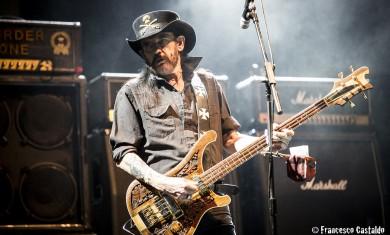 Lemmy live Milano 2014