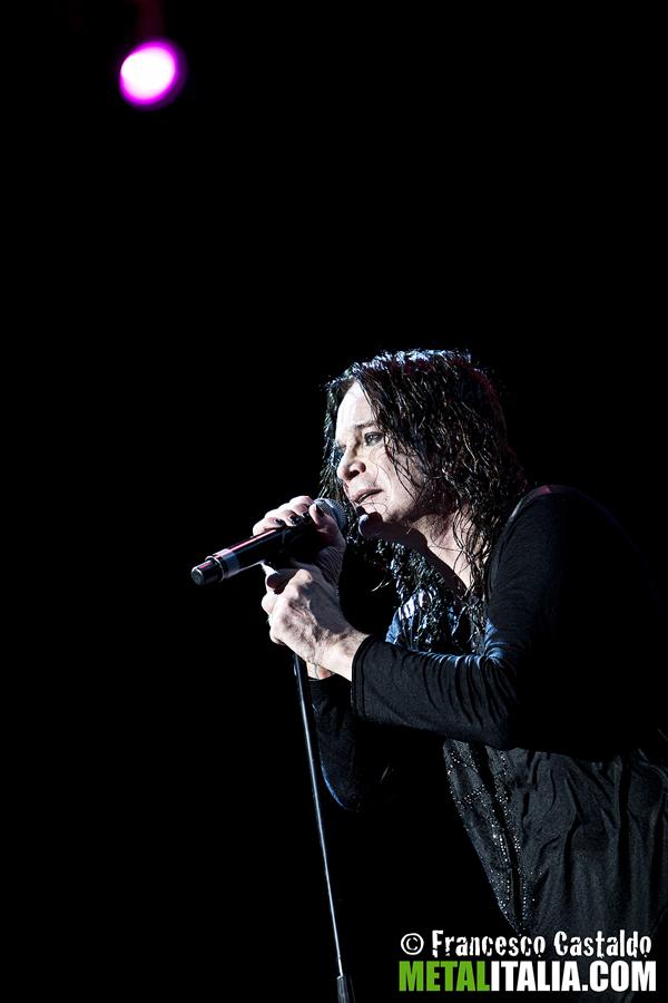 Ozzy Osbourne storia di incontri
