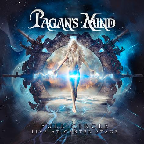 pagan's mind - full circle - 2015
