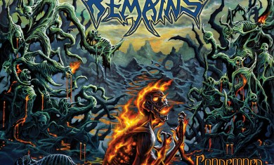 skeletal remains - condemned to misery - 2015