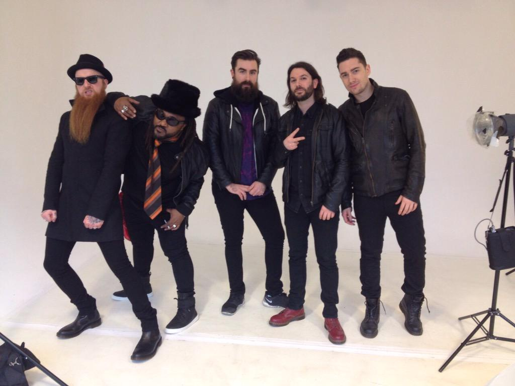 Skindred Stand For Something