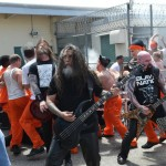 "SLAYER: rivolta in carcere e cast hollywoodiano per il video di ""Repentless"""