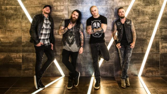 sonic syndicate - band - 2015